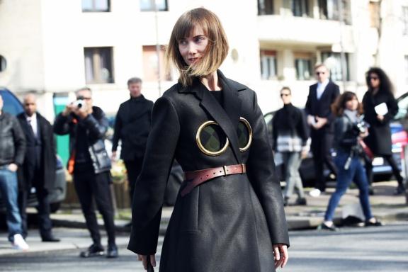 Best of Paris Fashion Week Streetstyle 35