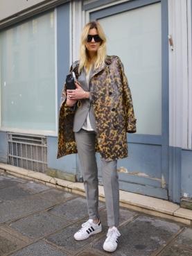 Best of Paris Fashion Week Streetstyle 36