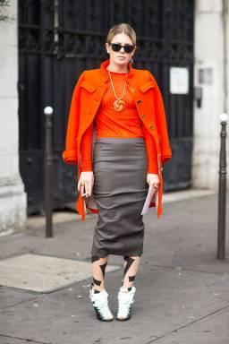 Best of Paris Fashion Week Streetstyle 42