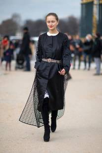 Best of Paris Fashion Week Streetstyle 49