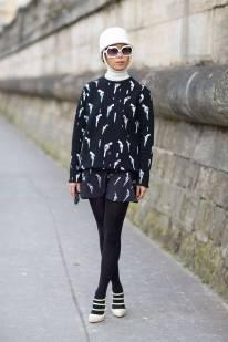Best of Paris Fashion Week Streetstyle 63