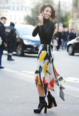 Best of Paris Fashion Week Streetstyle 7