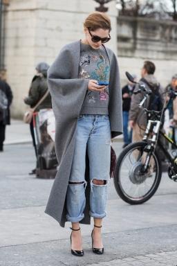Paris Fashionweek day 7, fw 2014