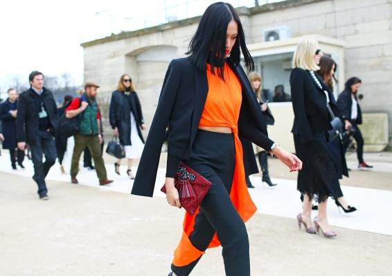 Best of Paris Fashion Week Streetstyle 79