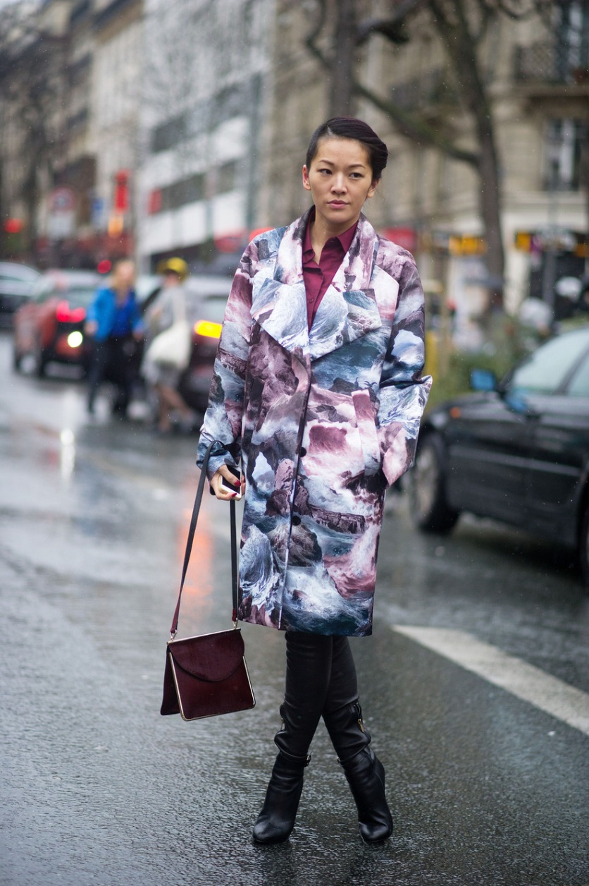 Best of Paris Fashion Week Streetstyle 86