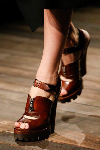 prada fw 2013 sandals