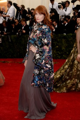 Florence Welch in Valentino