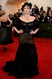 Kate Upton in Dolce & Gabbana