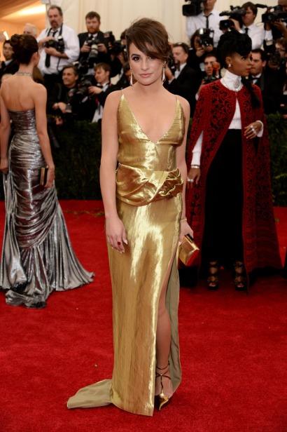 Lea Michele in Altuzarra