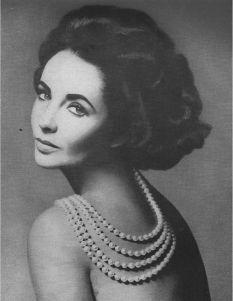 elisabeth taylor pearl