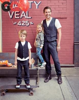newyork stylish dads