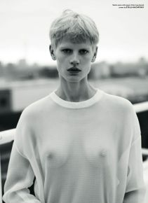nipples in editorials