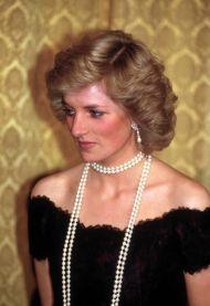 princess diana pearl