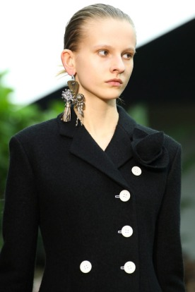 Céline FW2014 earrings