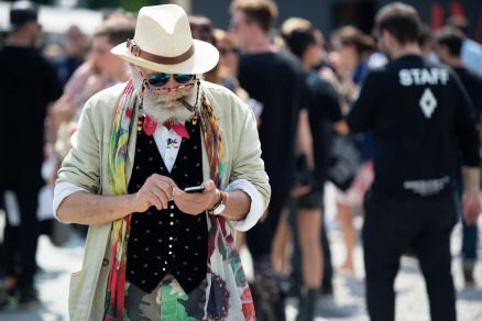 Men's Fashion Week Street Style 26