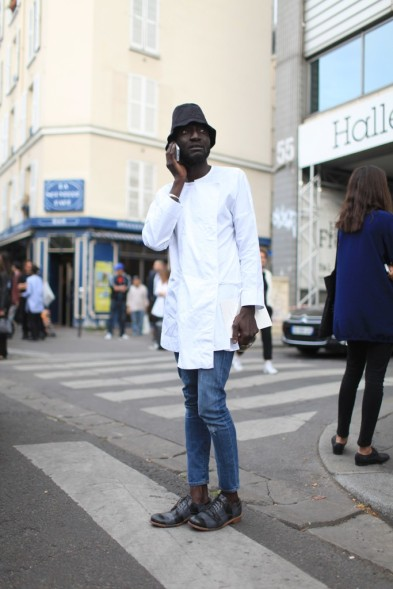 Men's Fashion Week Street Style 30