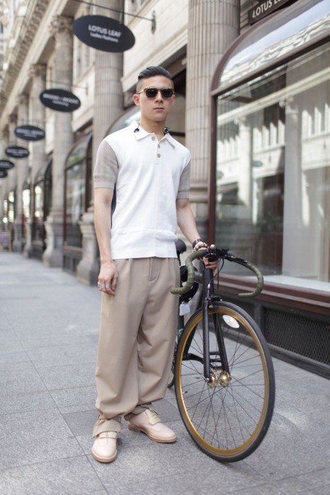 Men's Fashion Week Street Style 69