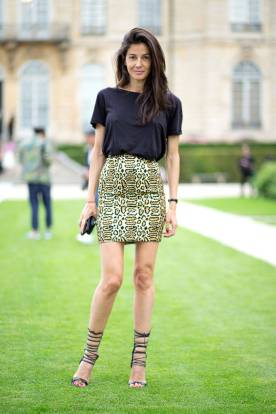 Paris Couture Fashion Week Fall 2014 street style 34