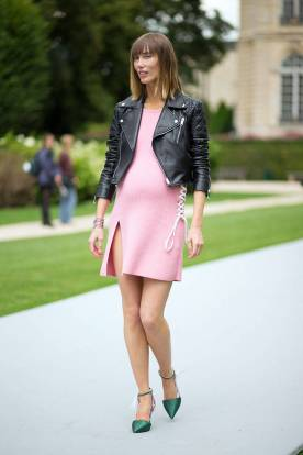 Paris Couture Fashion Week Fall 2014 street style 35