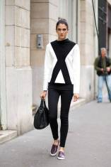 Paris Couture Fashion Week Fall 2014 street style 43