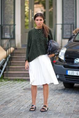 Stockholm Fashion Week Street Style 21