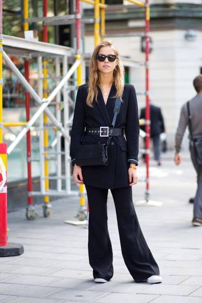 Stockholm Fashion Week Street Style 22
