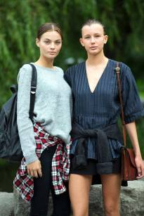Stockholm Fashion Week Street Style 31
