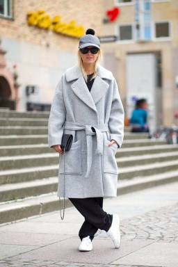 Stockholm Fashion Week Street Style 33