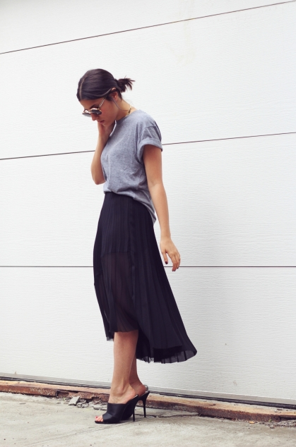 The Fashion Medley | Pretty Pleats