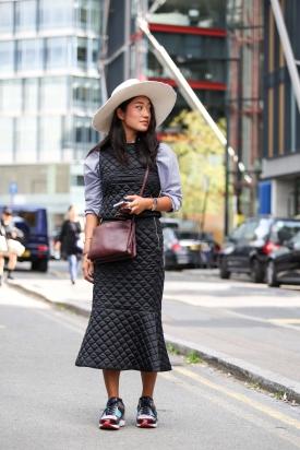 Best of London Fashion Week Street Style 29