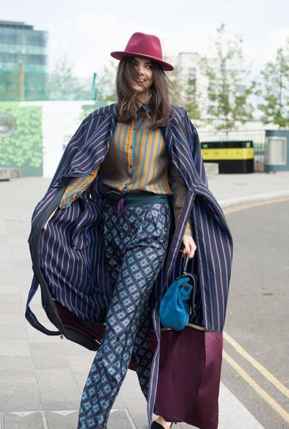 Best of London Fashion Week Street Style 36