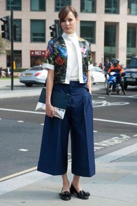 Best of London Fashion Week Street Style 38