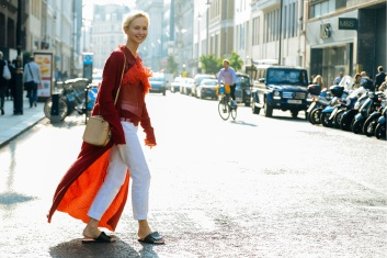 Best of London Fashion Week Street Style 4