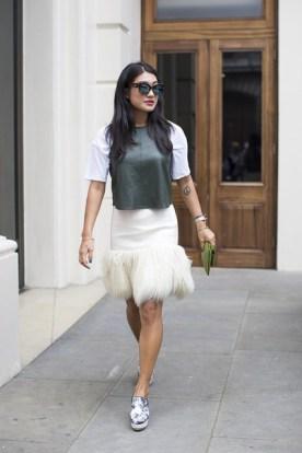 Best of London Fashion Week Street Style 42