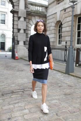 Best of London Fashion Week Street Style 45