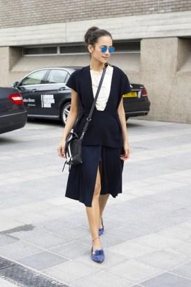 Best of London Fashion Week Street Style 8