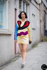 Best of London Fashion Week Street Style 9