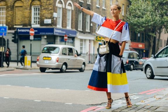 Best of London Fashion Week Street Style