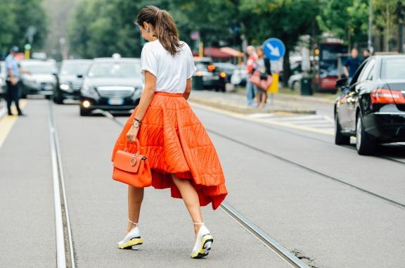 Best of Milan Fashion Week SS2015 Street Style 13