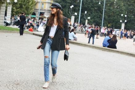 Best of Milan Fashion Week SS2015 Street Style 24