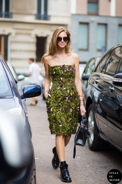 Best of Milan Fashion Week SS2015 Street Style 30