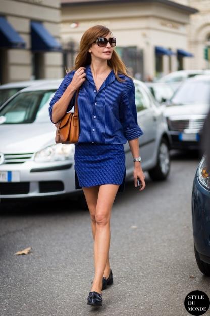 Best of Milan Fashion Week SS2015 Street Style 31