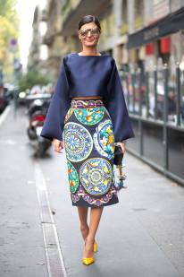 Best of Milan Fashion Week SS2015 Street Style 42