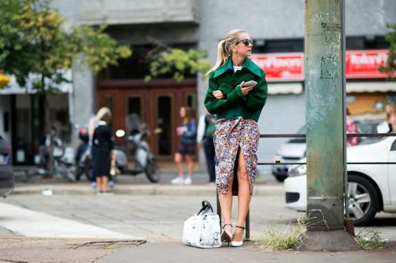 Best of Milan Fashion Week SS2015 Street Style 46