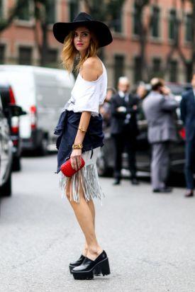 Best of Milan Fashion Week SS2015 Street Style 58