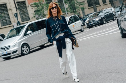 Best of Milan Fashion Week SS2015 Street Style 7