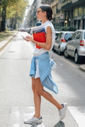 Best of Milan Fashion Week SS2015 Street Style