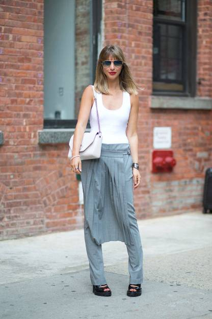 Best of NYFW SS15 Streetstyle 22