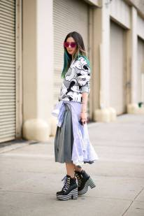 Best of NYFW SS15 Streetstyle 25