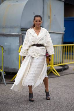 Best of NYFW SS15 Streetstyle 30